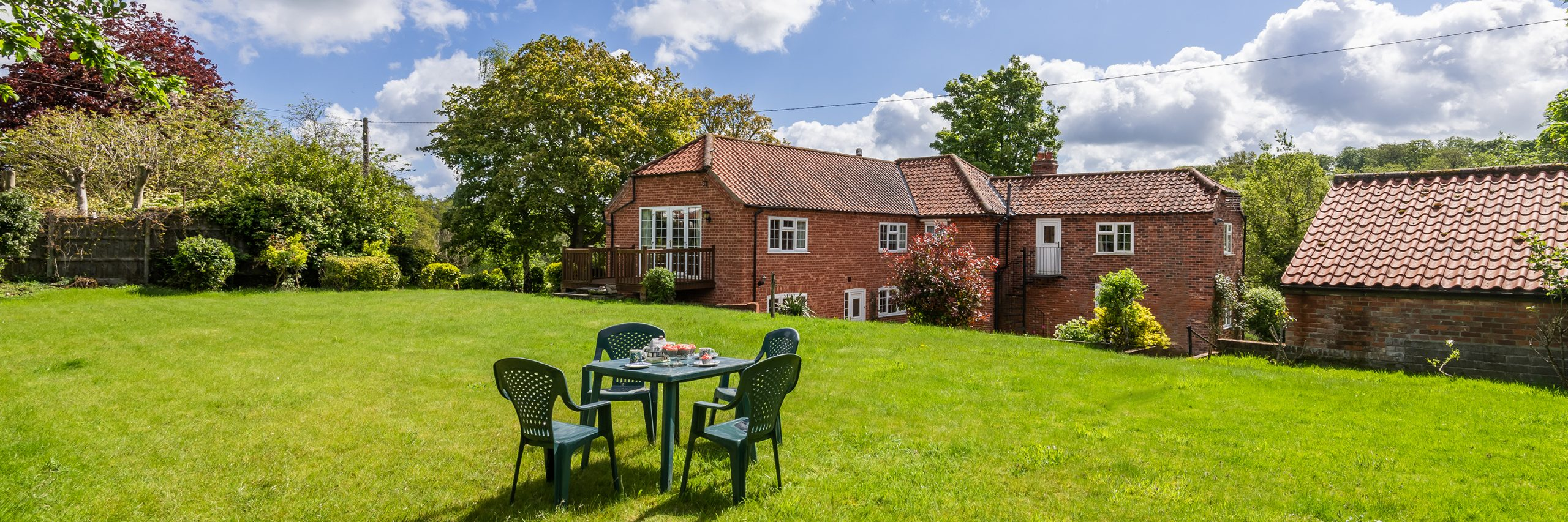 School Cottage, Ranworth